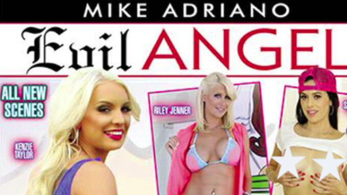 Evil Angel, Mike Adriano Offer 'Drill Her Ass 2'