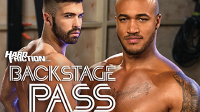Falcon Releases 'Backstage Pass 2'