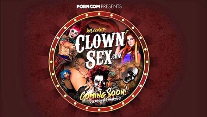 Porn.com Acquires ClownSex.com