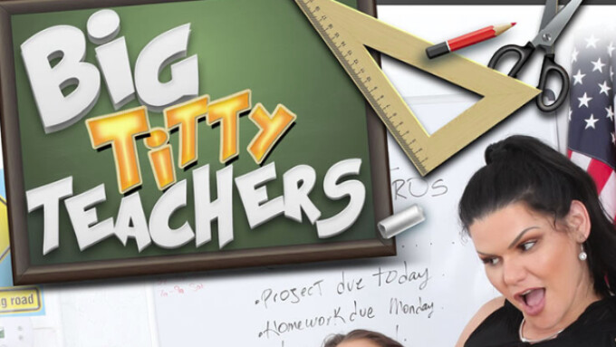 Pure Play, Sara Jay's Wyde Syde Debut 'Big Titty Teachers'