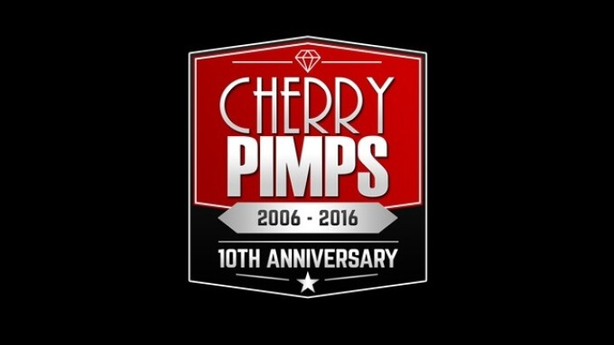 Cherry Pimps Launches AdriaRae.com, BrandyAniston.com
