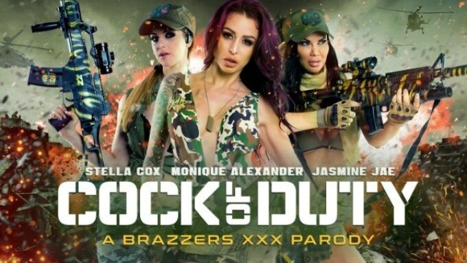 Brazzers to Release 1st-Person Shooter Parody