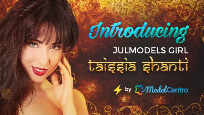 Taissia Shanti Launches ModelCentro Site