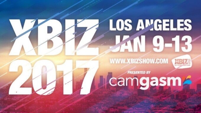 XBIZ 2017 Now Free for Content Producers