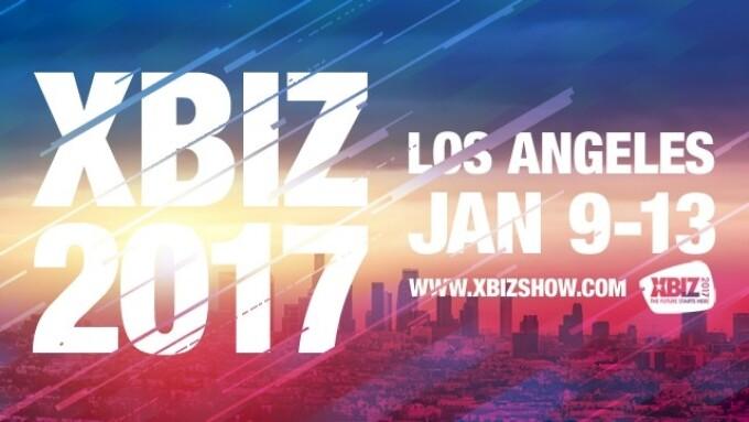 Camgasm Named Presenting Sponsor of XBIZ 2017 Show