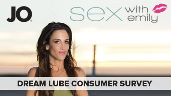 System JO, Sex with Emily Team Up for Consumer Survey