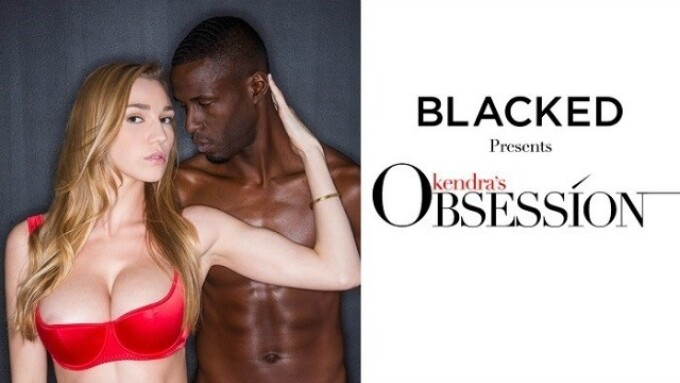 Kendra Sunderland Lands Blacked.com Star Showcase