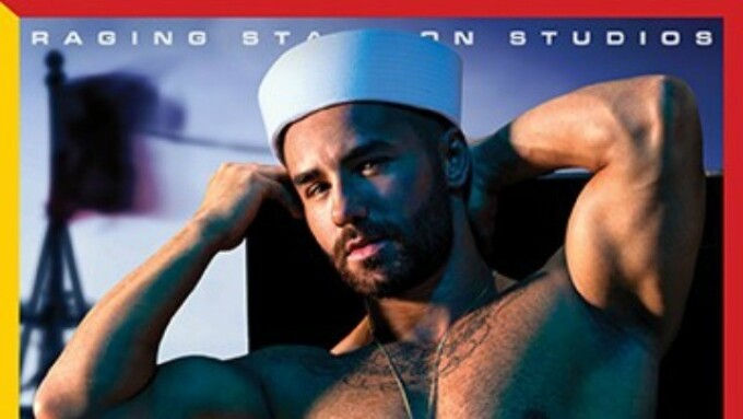 Raging Stallion Launches 'Destroyer' on DVD, Download