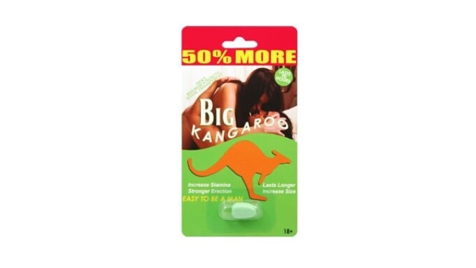 Kangaroo Male Enhancement Pills Mentioned on 'Howard Stern Show'