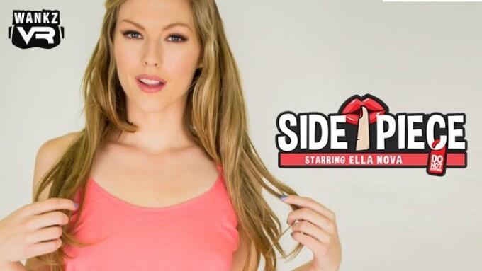 Ella Nova Featured in WankzVR's 'Side Piece'
