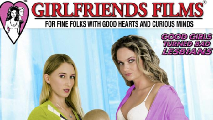 Girlfriends Films Releases 'Bad Lesbian 6'