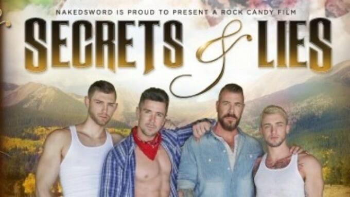 NakedSword's 'Secrets & Lies' Now on DVD, Download