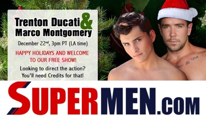 Supermen.com Announces Monthly Celebrity Porn Star Events