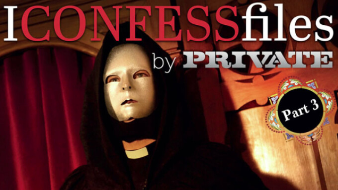 Pure Play, Private Release 'I Confess Files 3'