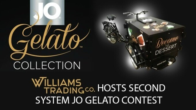 Williams Trading Co. Hosts 2nd System JO Gelato Contest