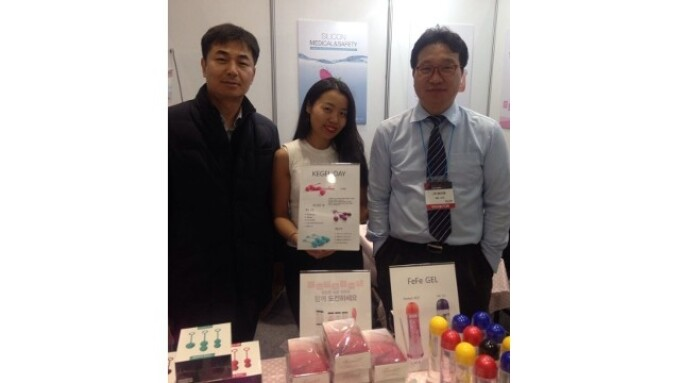 Svakom Featured in Beauty Expo Korea 2016