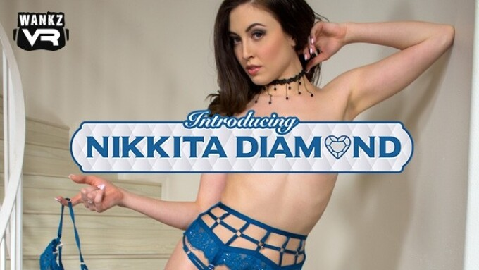 WankzVR Offers Nikkita Diamond