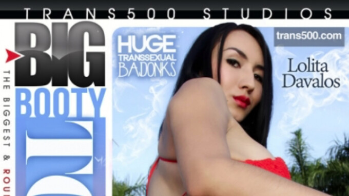 Pure Play, Trans500 Offer 'Big Booty TGirls 9'