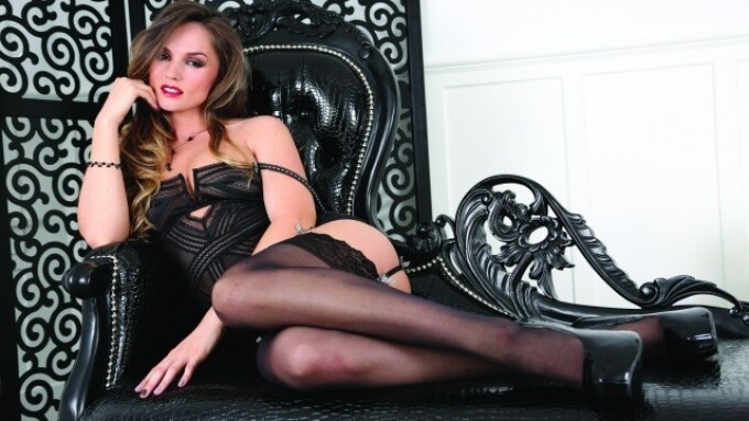 CamSoda Signs Tori Black to Exclusive Deal