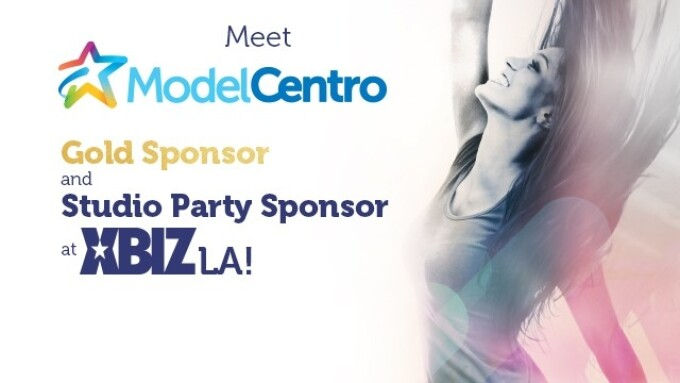 ModelCentro to Sponsor Studio Party at XBIZ 2017