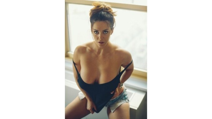 Alison Tyler Featured in Photo Spread at SonicEyescream.com