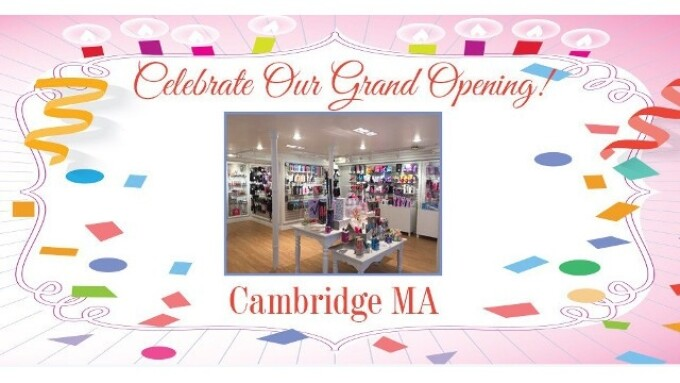 Good Vibrations to Celebrate Opening of New Mass. Store