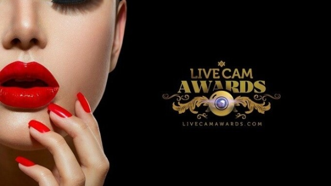 Pre-Noms Open for 3rd Annual Live Cam Awards