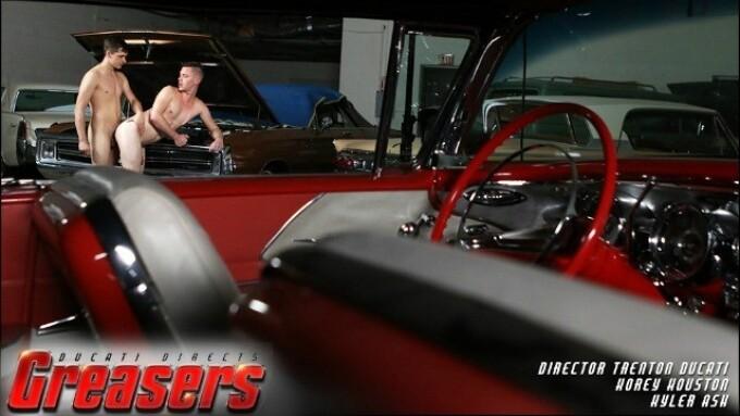 NakedSword Originals Debuts 'Greasers'