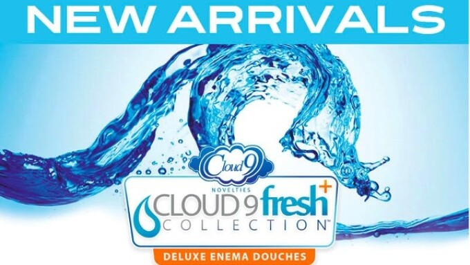 Cloud 9 Novelties' Fresh Plus Collection to Be Featured at ANME