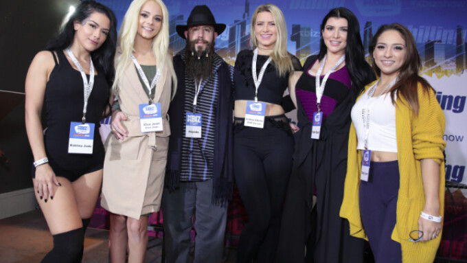 XBIZ 2017: Performers of the Year Panel Inspires Excellence