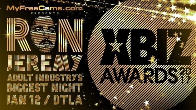 2017 XBIZ Awards Show Crowns All-Stars