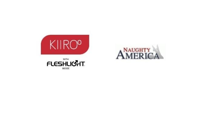 Kiiroo, Naughty America Partner to Offer Immersive VR Experience