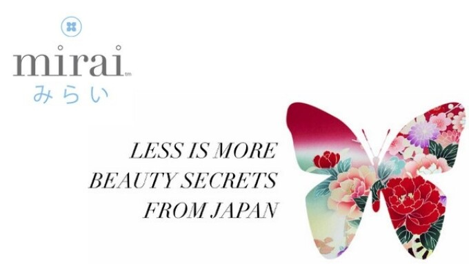 Mirai Clinical to Showcase Japanese Bodycare Line at SHE L.A.