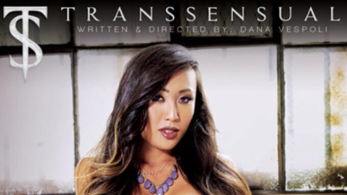 TransSensual, Dana Vespoli Release 'TS Girls on Top 2'