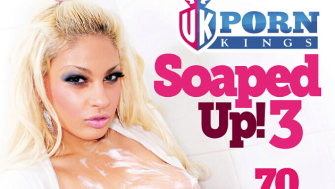 Pure Play, UK Porn Kings Release 'Soaped Up! 3'