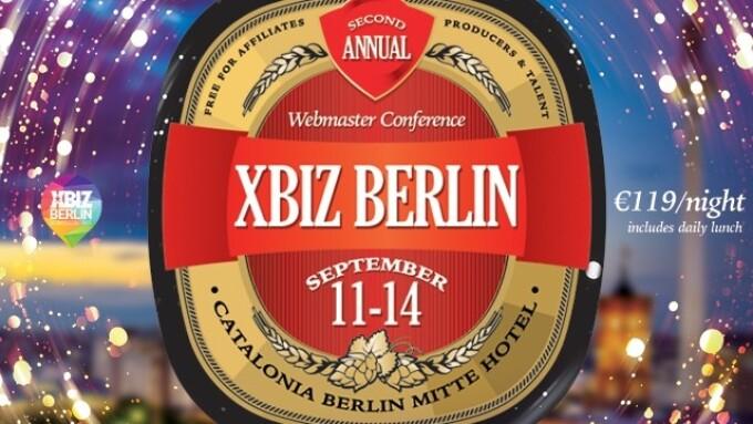 XBIZ Announces Berlin Show Dates, Free Accommodations