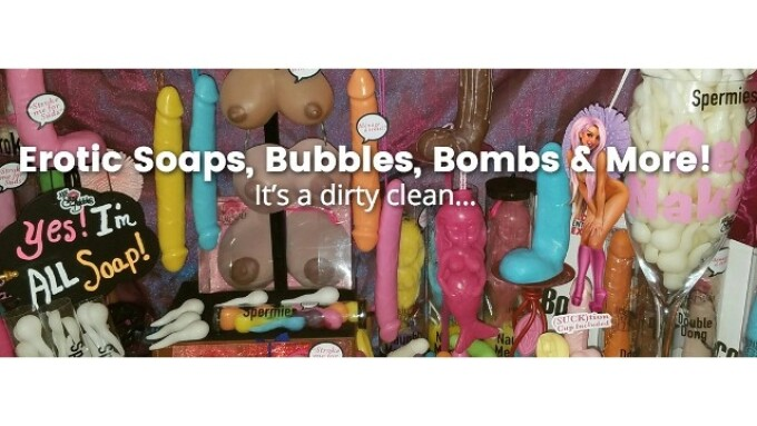 It's the Bomb Bringing Sexy Erotic Soaps to SHE L.A.