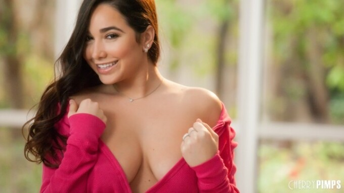 Cherry Pimps Names Karlee Grey February 'Cherry of the Month'