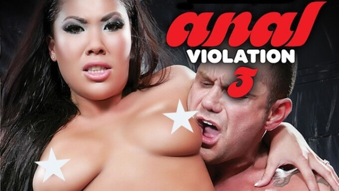 Pure Play, Aura Release 'Anal Violation 3'