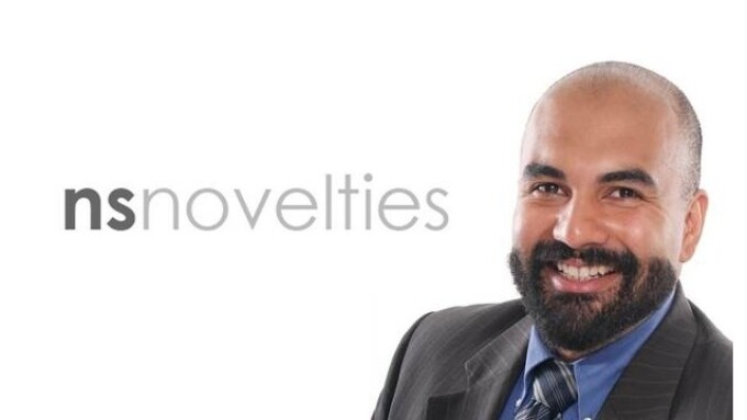 NS Novelties Welcomes Jesus Ruiz to Sales Team