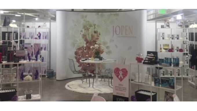 JOPEN Reports Success at SHE L.A.