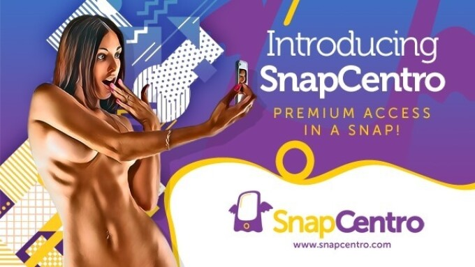 SnapCentro Opens New Revenue Stream for Models