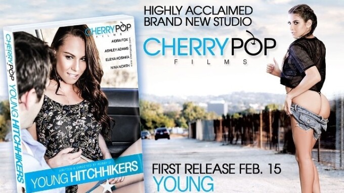 Mile High Announces New Imprint, Cherry Pop Films