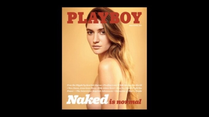 Playboy Takes Back Identity, Returns to Nudity