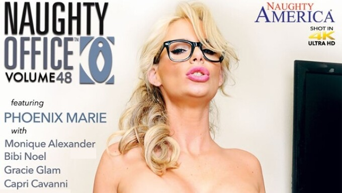 Pure Play, Naughty America Street 'Naughty Office 48'