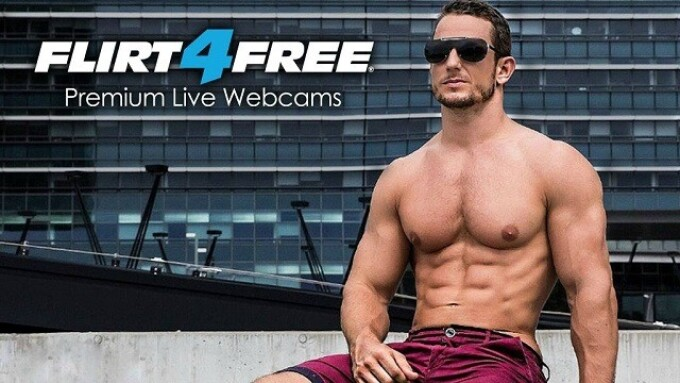 Stefano Inks Exclusivity Deal With Flirt4Free