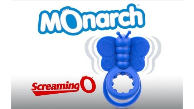Screaming O Redefines Butterfly Vibe With Monarch Ring