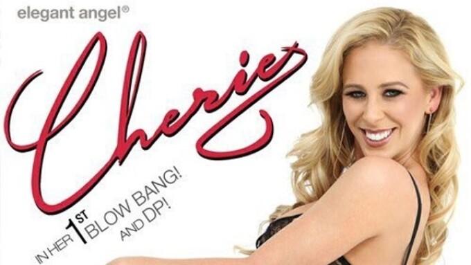 Elegant Angel Unveils Cherie DeVille Showcase