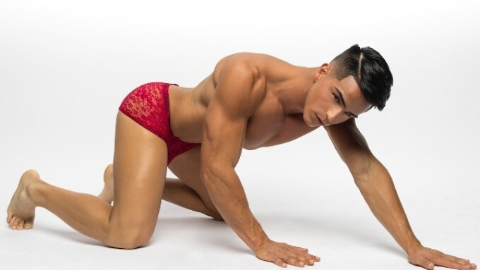 Male Power Debuts New Stretch Lace Styles
