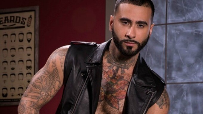 Rikk York Becomes a Raging Stallion Exclusive
